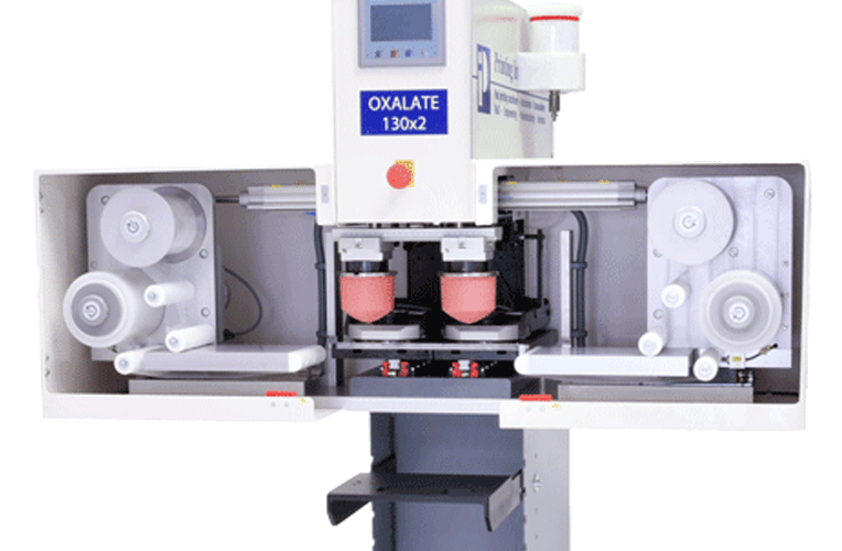 Oxalate tampondruk machine